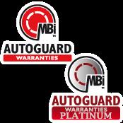 Autoguard & Autoguard platinum warranties