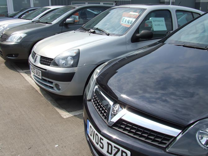 Quality used cars & vans