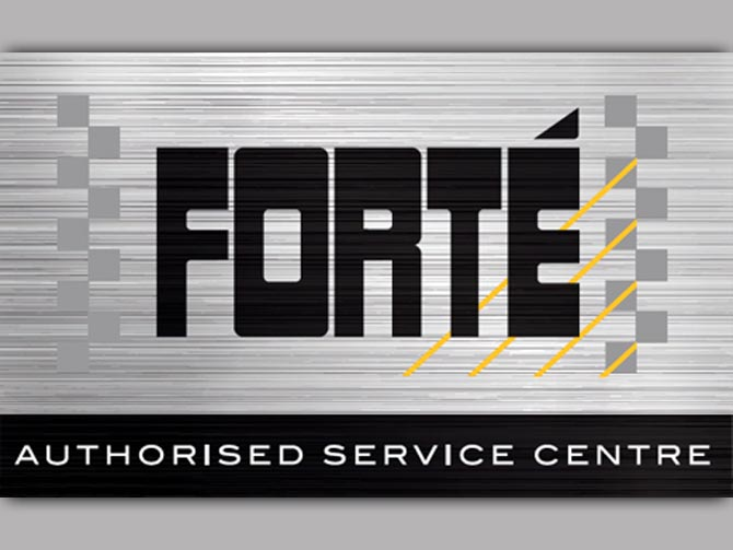 Forté Authorised Service Centre