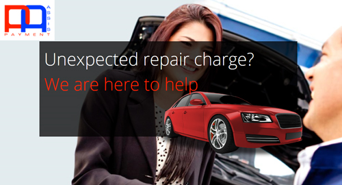Spread the cost of your vehicle repairs